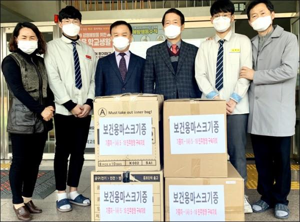 광주서석고, 사단법인 5·18 민중항쟁구속자회로부터 마스크 1만 매 기부받다 (2).jpg