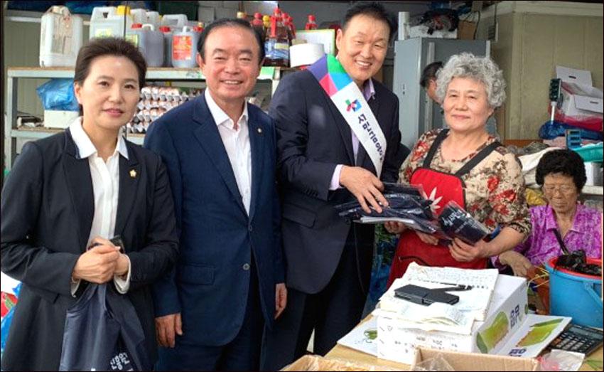 장병완 국회의원이 전하는 추석 민심