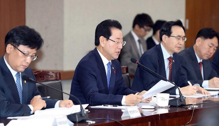 김영록 전남지사, 서남해안권 시장ㆍ군수와 상생간담회