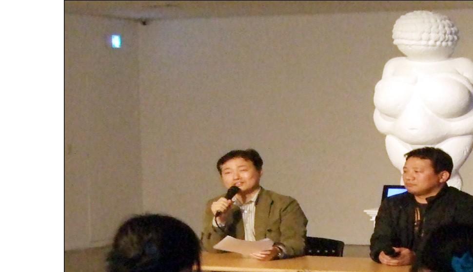 미디어아트 이이남 작가와의 대화
