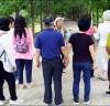 광주시각장애인복지관, 마음 편한 산책 프로그램 운영