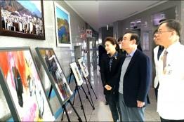 2020 호남권역재활병원 감동의 어울림 展 '성료'