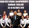 석태영(전남체고) 2019 아시아펜싱선수권 금메달
