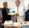 호남권역재활병원, 장애인단체에 '사랑의 쌀' 전달