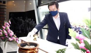 화순군, 제65주년 현충일 추념식 개최
