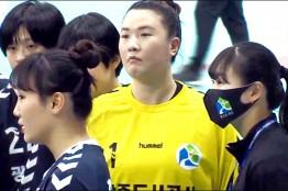 광주도시공사 女핸드볼 3차리그 첫 경기 무승부