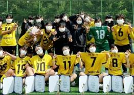 광양여고 축구 춘계연맹전 우승!