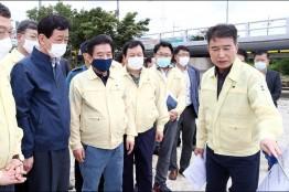 청와대, 화순군 특별재난지역 선포... 복구 작업 탄력