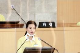 """하주아 광주 남구의원 """"CCTV 설치비용 '중구난방'"""""""