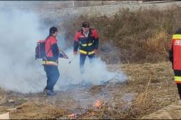 화순군, 산불 발셍 건수 전년보다 33% 감소