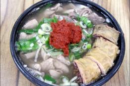담양 창평국밥거리, 남도음식거리로 조성