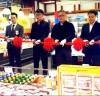 대만에 전남 농수산식품 상설판매장 1호점