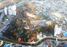 나주 남산공원 '시민의 숲'으로 새롭게 변모