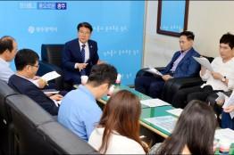 광주 교통사고 사망자 2017년 대비 75.6% 감소