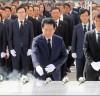전남도청 공무원 국립 5.18 민주묘지 합동 참배