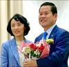 광주 남구의회 박용화 의원 감사패 수상