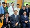광주장애인사랑복지회, 떡국 나눔 신년교례회