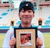 조선대 양궁 이진용 세계유스선수권 단체 금ㆍ개인 동메달
