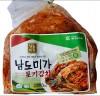 영암 왕인식품 '남도미가' 김치 세계 최고 품질