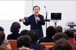장병완 의원, 광주남구 주민편의시설 현장방문